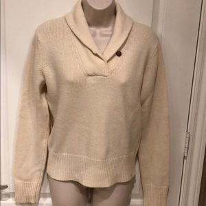 Ralph Lauren Cashmere and Wool Sweater